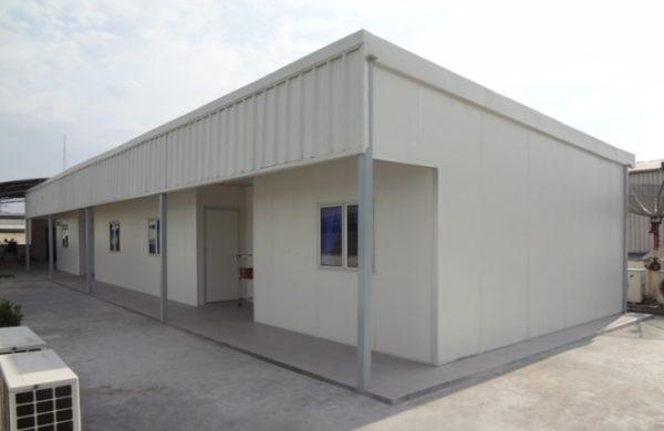 Nhà lắp ghép - Việt Panel